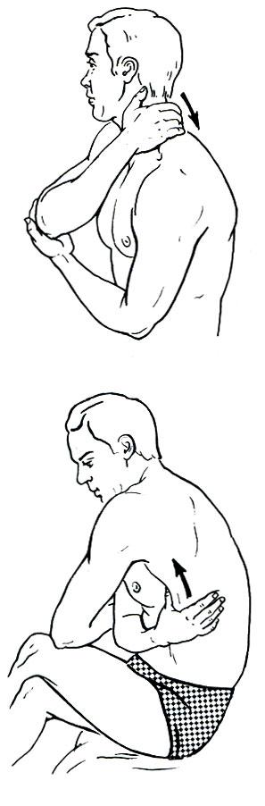 Как самому себе сделать массаж для 161