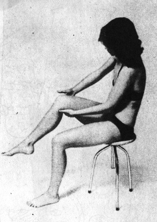 Сильное втирание обезболивающей мази в соответствующие суставы и вокруг них