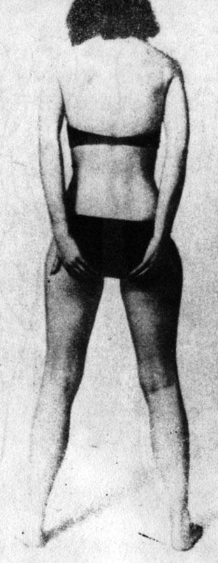 Вибрационный массаж ягодичных мышц
